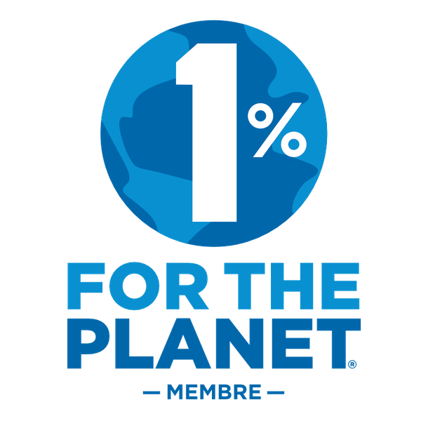 Le Studio DPE est membre du collectif 1% for the Planet