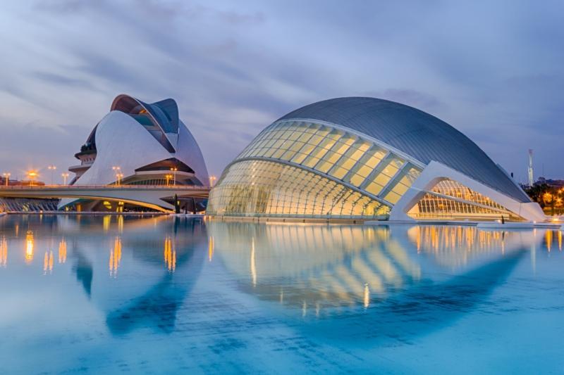 Valencia, photo pour NeoLangue. Un projet du Studio DPE