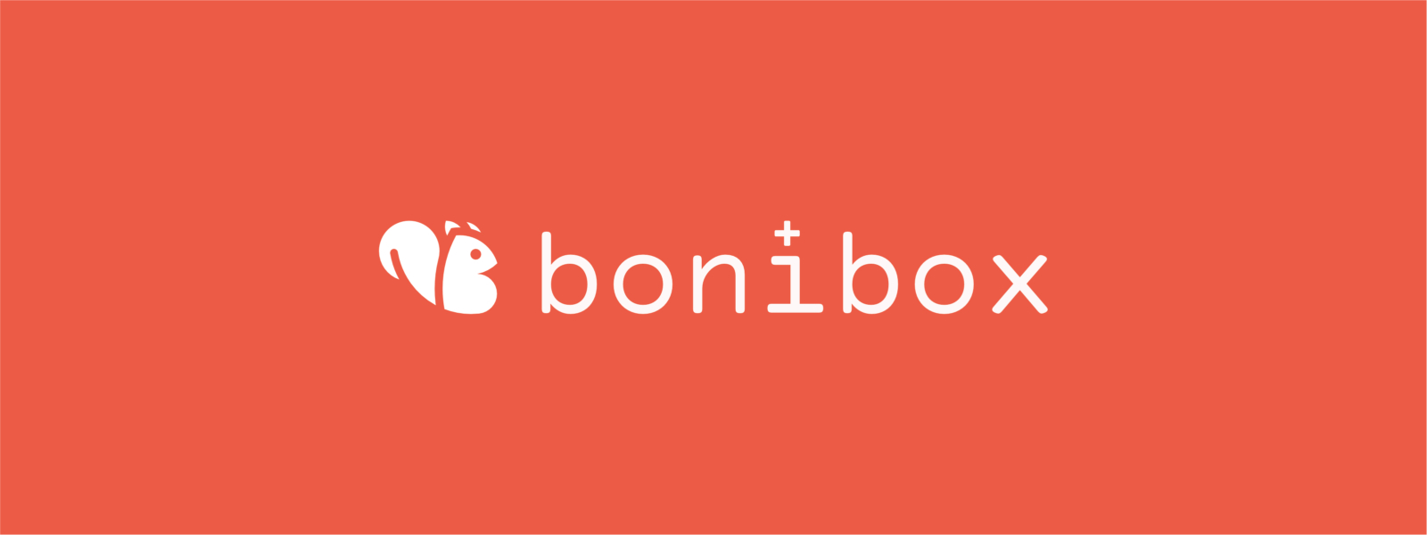 Logo final réalisé pour Bonibox par le Studio SPE