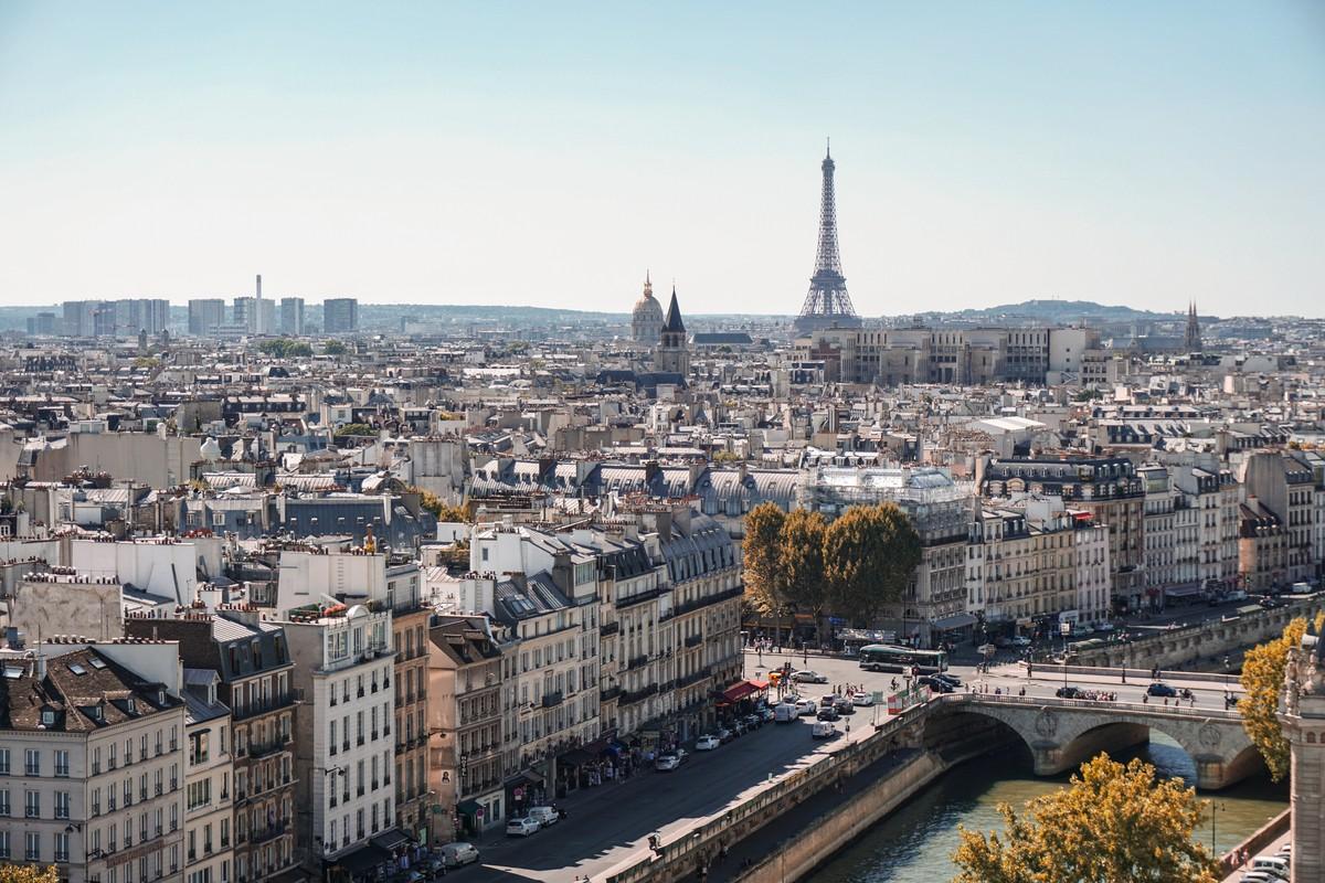 Photo du projet de refonte de site web Wordpress pour la Ligue Paris